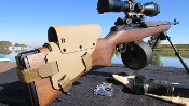 M1A Flat Dark Earth Tan