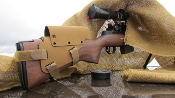 Coyote Brown M1A/SOCOM Cheek Rest
