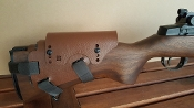 "Bradley Adjustable Chocolate Raptor ""Looks Like Leather"" NEW"