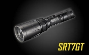 NITECORE SRT7GT 1000 LUMEN WHT,RED,BLUE,GRN,UV LED