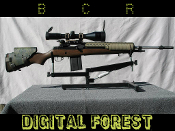 Digital Forest M1A Cheek Rest