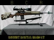 Desert Digi Marpat M1A Cheek Rest
